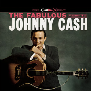 The Fabulous Johnny Cash Albumcover