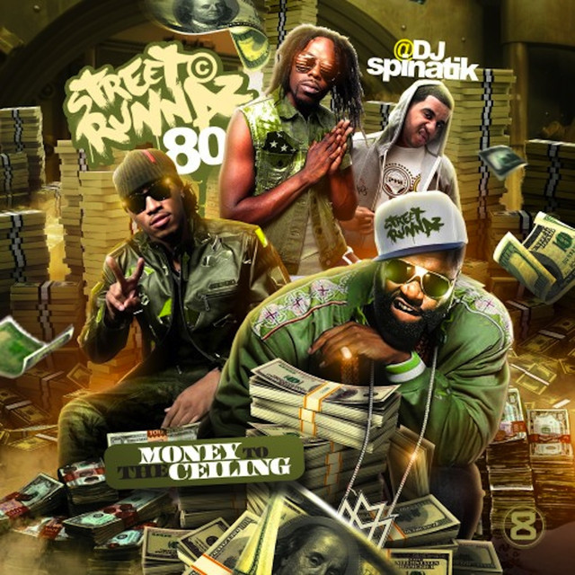 Various Artists Street Runnaz 80 album cover