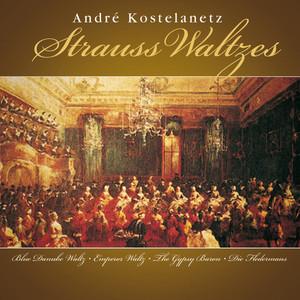 Strauss Waltzes album