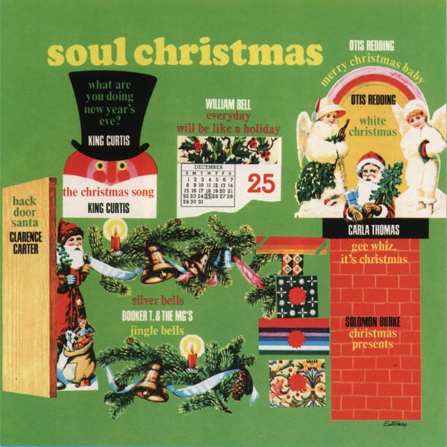 more by otis redding - Otis Redding Christmas