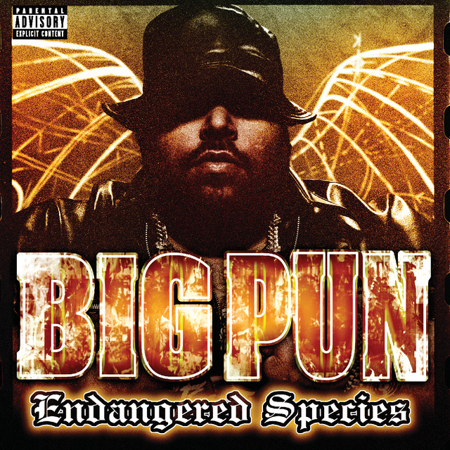 Big Punisher Endangered Species album cover