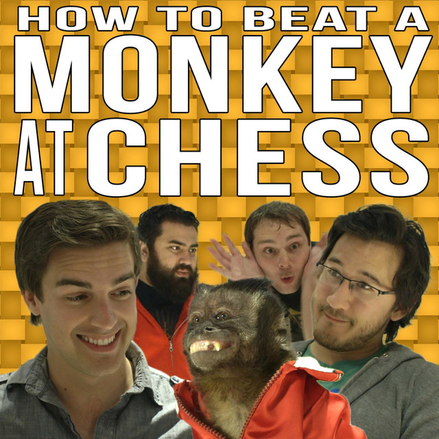 How to Beat a Monkey at Chess (feat. Markiplier, MatPat & the Completionist)