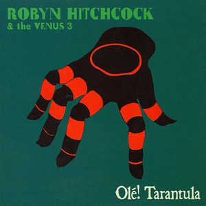 Robyn Hitchcock Red Locust Frenzy cover
