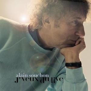 Alain Souchon J'étais pas là cover
