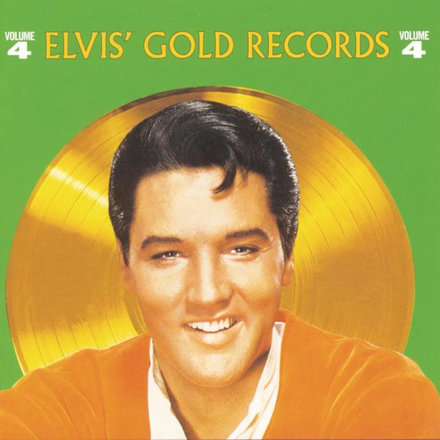 Elvis' Gold Records, Vol. 4 Albumcover