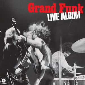 Grand Funk Railroad Into the Sun cover