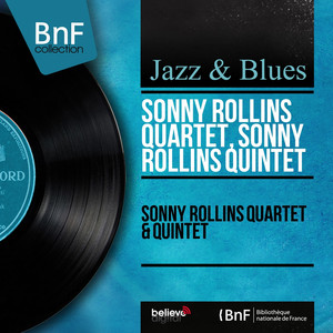 Sonny Rollins Quartet More Than You Know cover