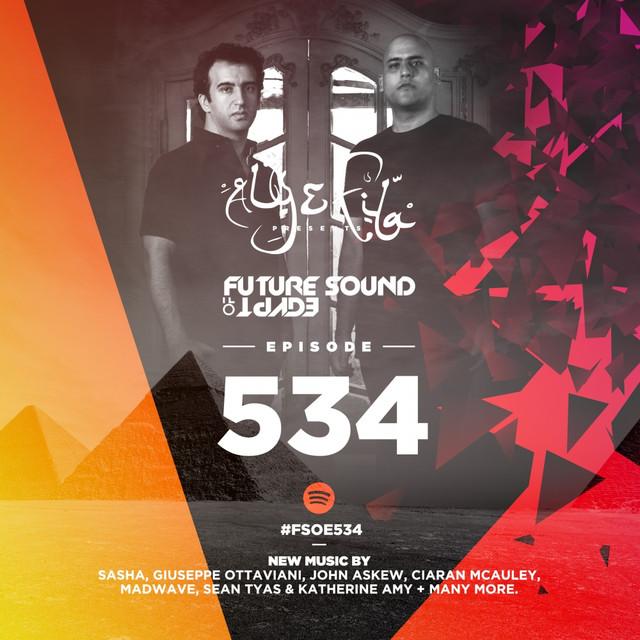 Future Sound Of Egypt Episode 534