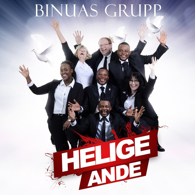 Album cover for Helige Ande by Binuas Grupp