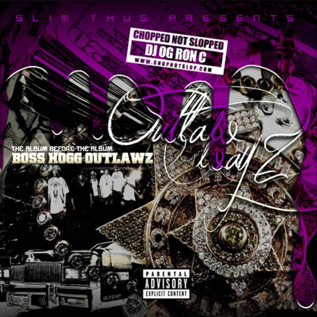 Slim Thug Presents: Outlaw Wayz (Chopped Not Slopped)
