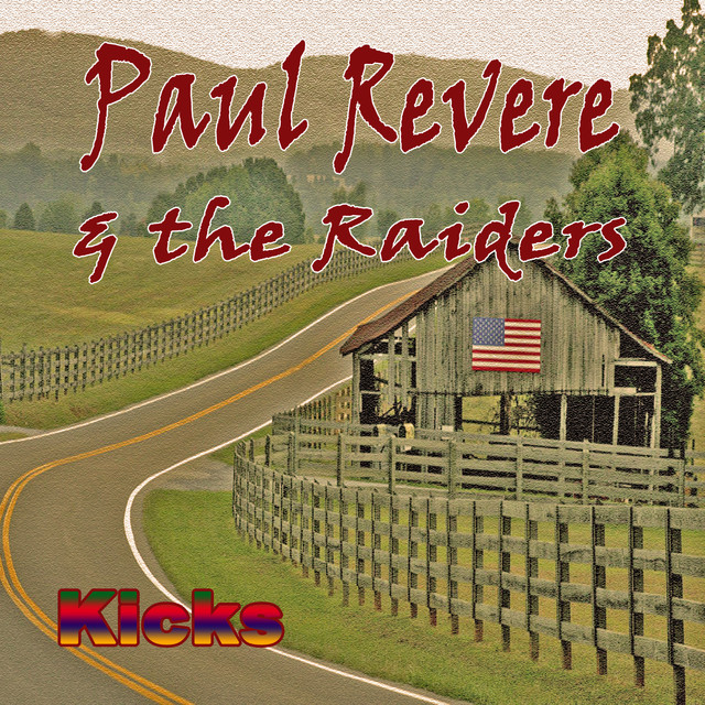 Paul Revere Kicks album cover