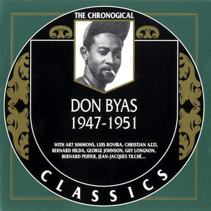 Bud Powell, Don Byas All the Things You Are cover