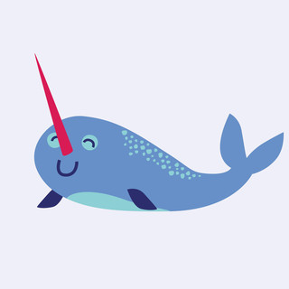 Narwhals and Waterfalls