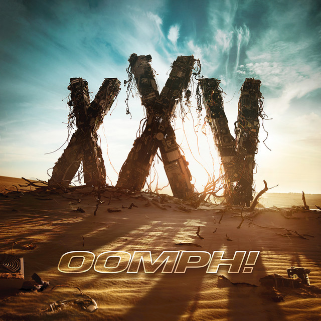 Oomph! XXV album cover