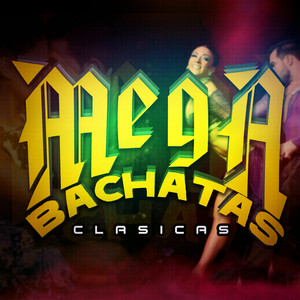Mega Bachatas (Clasicas) Albumcover