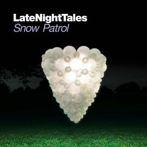 Late Night Tales: Snow Patrol (Sampler) Albumcover