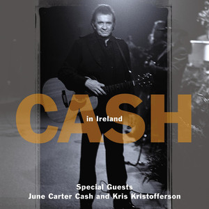 Johnny Cash Live In Ireland album