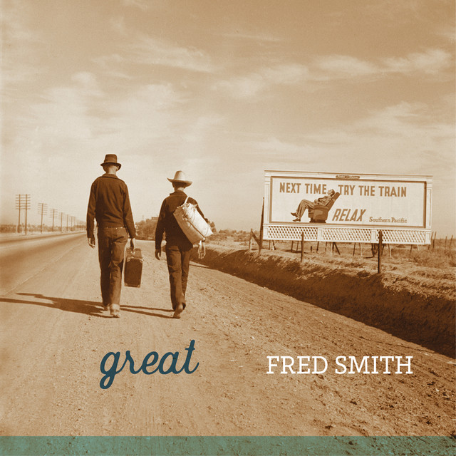 Album cover for Great by Fred Smith