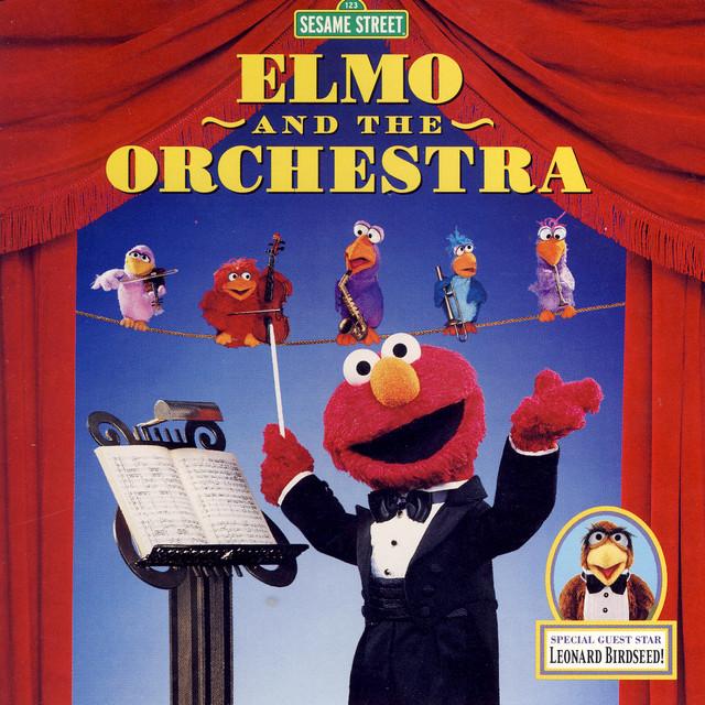 Symphony No  40, a song by Elmo, Big Bird, Sesame Street's Penelope