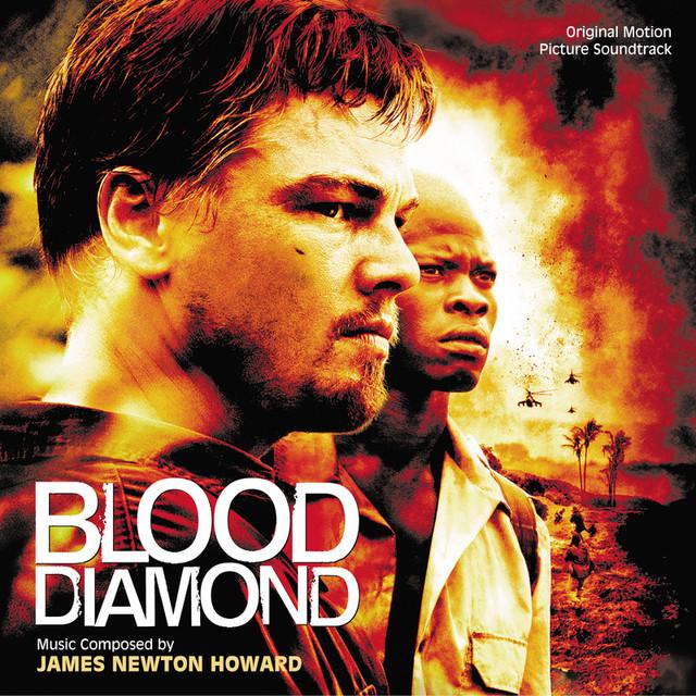 Blood Diamond (Original Motion Picture Soundtrack) Albumcover