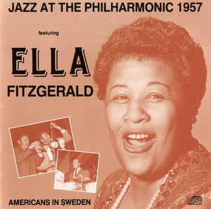 Jazz at the Philharmonic (1957) Albumcover