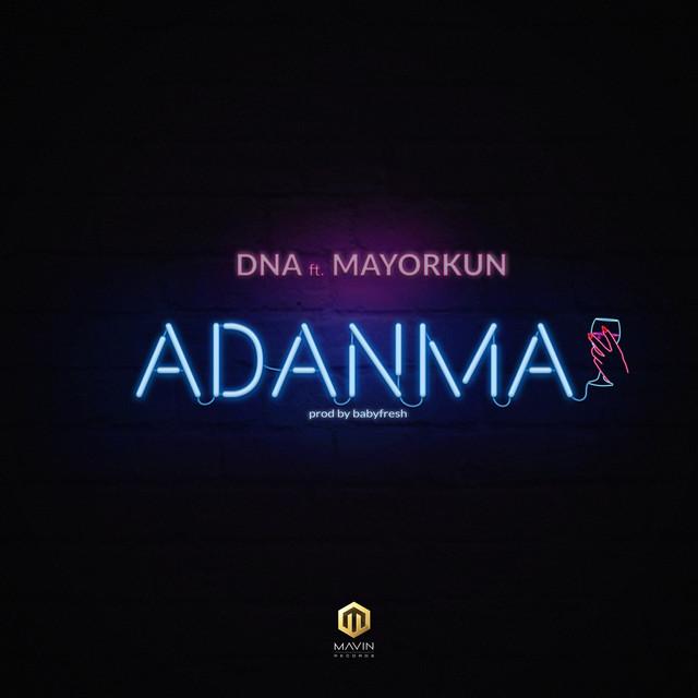 Adanma (feat. Mayorkun)