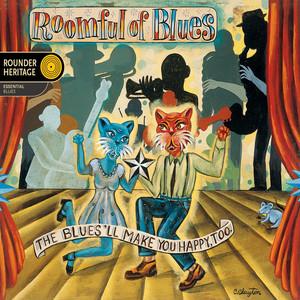 The Blues'll Make You Happy, Too! album