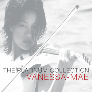 Vanessa-Mae, Andy Hill A Poet's Quest (For A Distant Paradise) cover