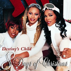 Destiny's Child Winter Paradise cover