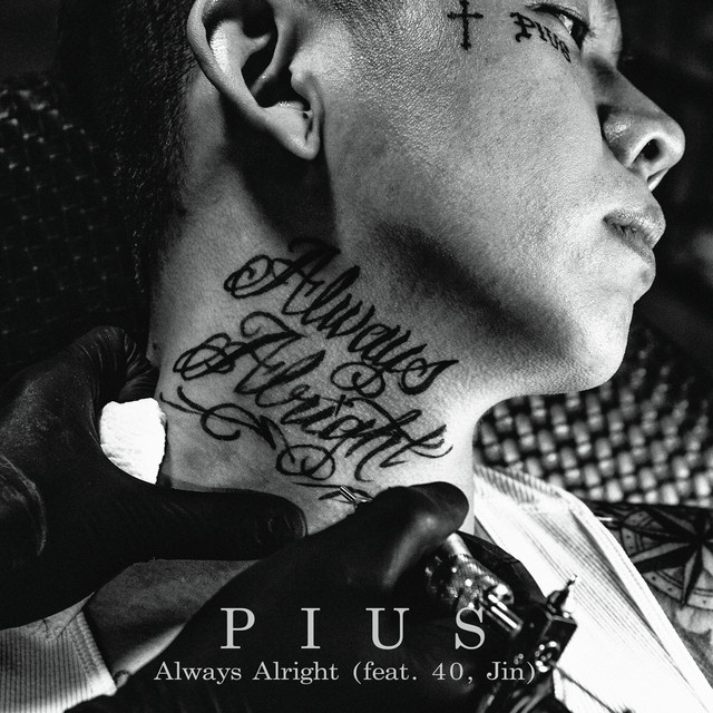 Always Alright by PIUS on Spotify