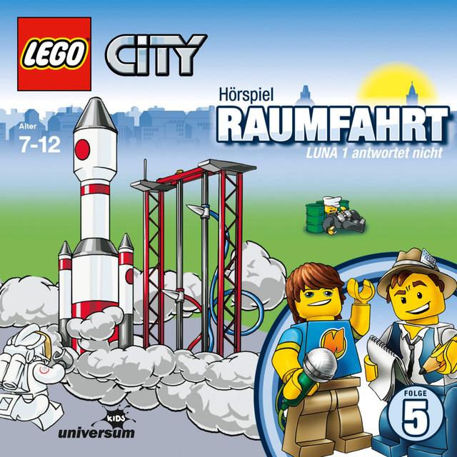 Folge 5: Lego City - Raumfahrt - Luna 1 antwortet nicht Cover