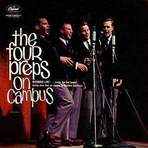 The Four Preps on Campus album