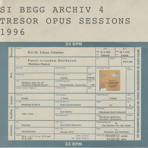 Archiv 4 : Opus Sessions 1996 album