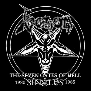 The Seven Gates of Hell: Singles 1980 - 1985 album