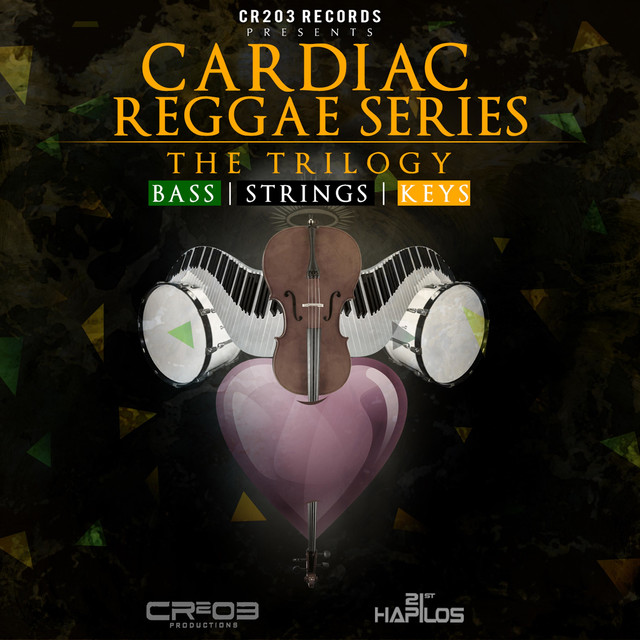 Cardiac Strings Riddim - Instrumental, a song by ZJ Chrome