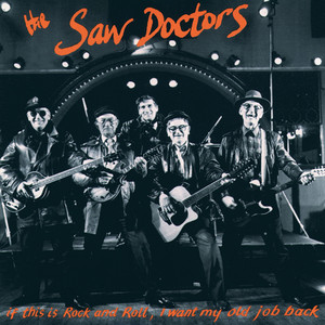 If This Is Rock and Roll, I Want My Old Job Back - Saw Doctors