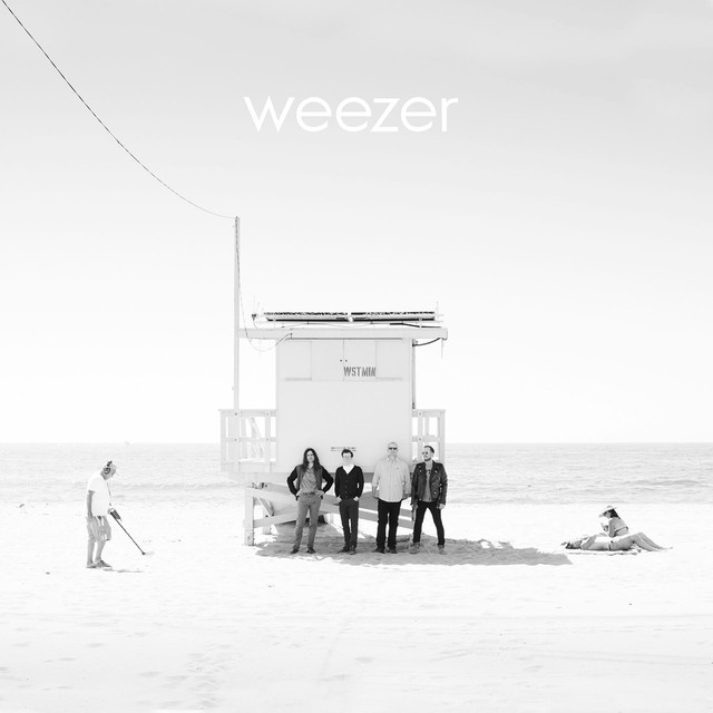 Album cover for Weezer (White Album - Deluxe Edition) by Weezer
