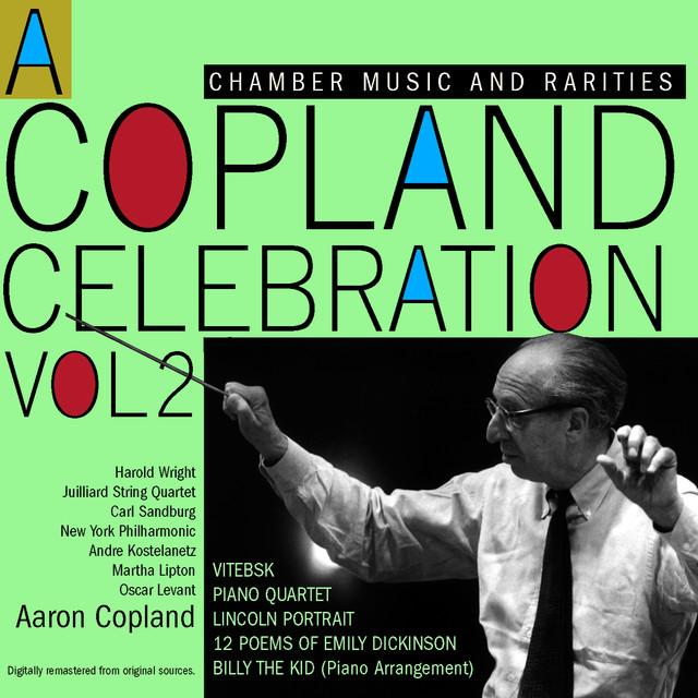 A Copland Celebration, Vol. II Albumcover