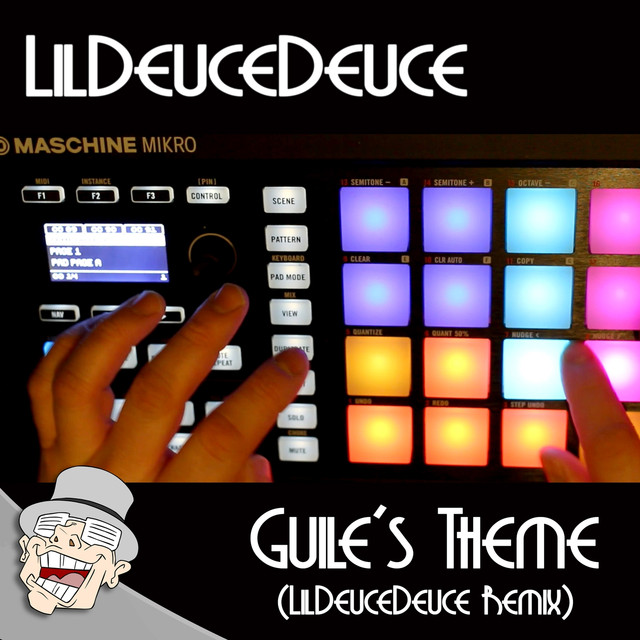 Street Fighter 2 - Guile's Theme (LilDeuceDeuce Remix) by