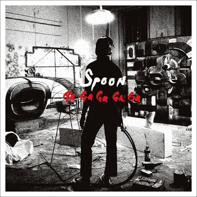 Album cover for Ga Ga Ga Ga Ga by Spoon
