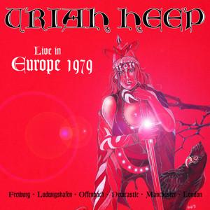 Live in Europe 1979 album
