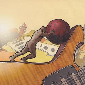 Stone Pushing Uphill Man album