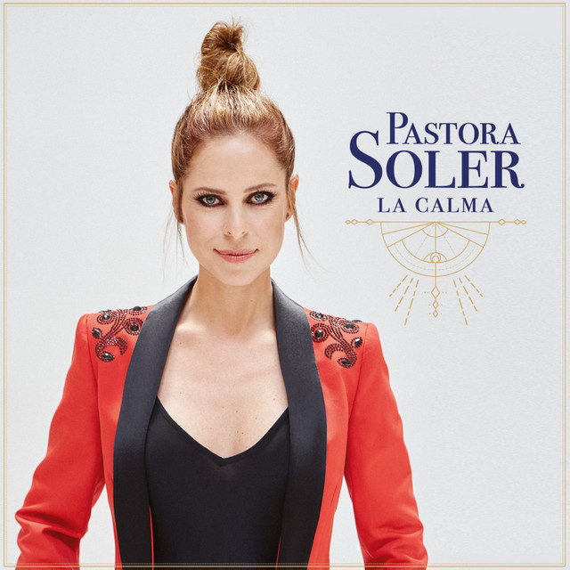 Album cover for La calma by Pastora Soler