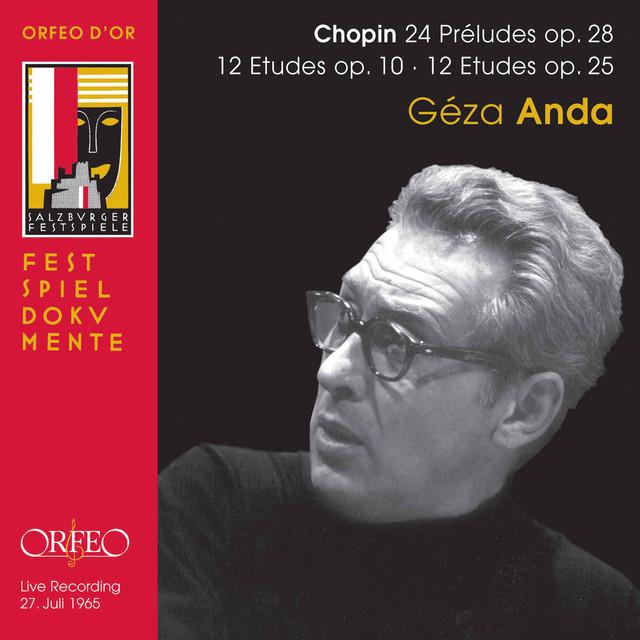 Chopin: Préludes & Études (Live)