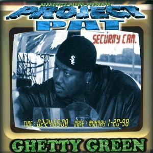 Ghetty Green Albumcover