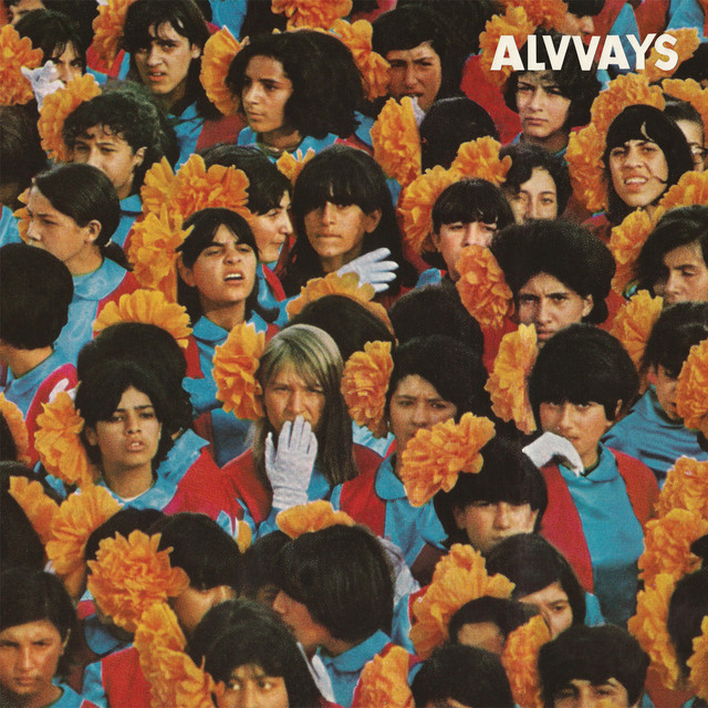 Album cover for Alvvays by Alvvays