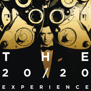 The 20/20 Experience - 2 of 2 (Deluxe) Albumcover