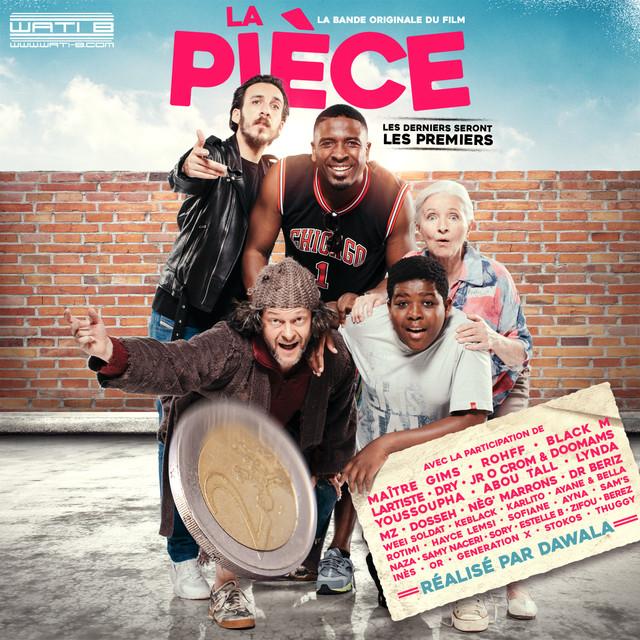 Album cover for La pièce (Bande originale du film) by Various Artists