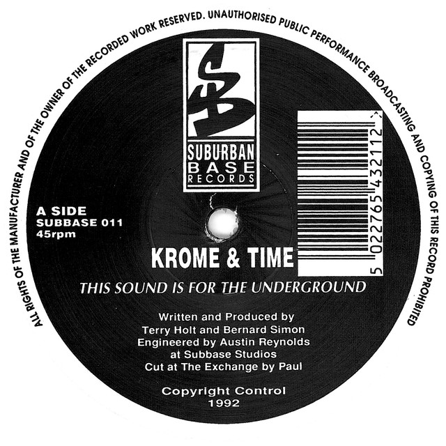 Krome and Time