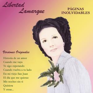 Páginas Inolvidables - Versiones Originales album